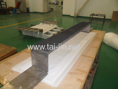 Customized Platinizing Ti Mesh Anode Electrode
