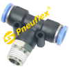 PB Male Branch Tee Pneumatic Fitting