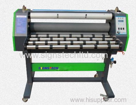850mm Flatbed Hot Laminator
