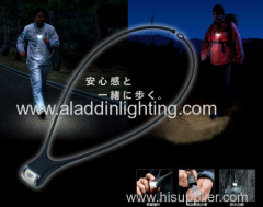 Novelty promotional gift LED Jogging light / LED walking light