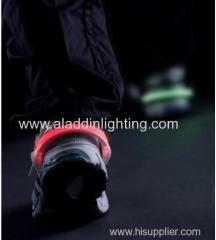 safety LED bicycle warning light LED running jogging light