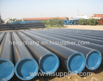 ASTM A-106GR.B OD8'' SCH40 CS Seamless Steel Pipe Tube