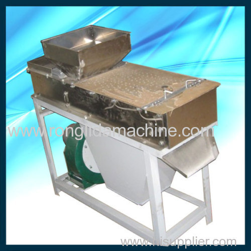 Red bean skin peeling machine