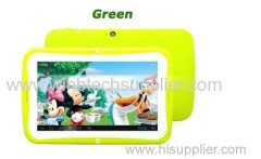 child tablet kids tablet genesis 7 inch dual core with study apps learning abc