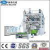 Full automatic pp spunbonded non woven fabric making machine