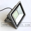 No Driver Dimmable 80W LED Floodlight