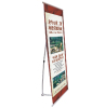 90X210cm L Banner Stand