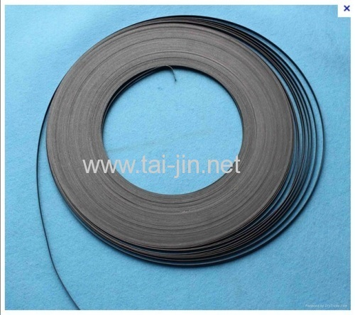 MMO Titanium Ribbon Anode for Cathodic Protection