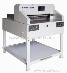 550mm Electric Paper Guillotine Cutter Cutting Machine