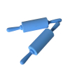 100% safe good grade silicone rolling pin