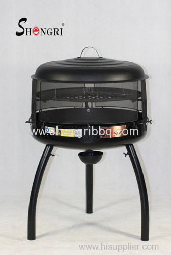 Shengri Outdoor Fire Pit Grill Cooker