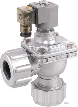 Right Angle(DD type) Solenoid Pulse Valve