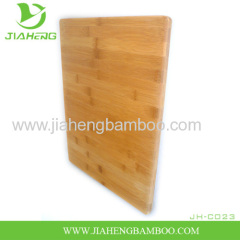 Round Bamboo Cutting Board With Groove