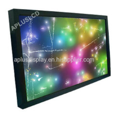 26'' Wide View Angle Industrial LCD Monitor for Kiosk,Digital Signage,Advertising,Gaming