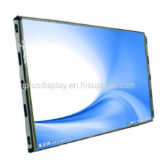 27 inch LED Backlight IPS Montior, Open Frame Monitor with IPS Panel, SAW Touch Screen Optional,support WQHD 2569 x 1440
