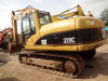 used hydraulic construction excavator caterpillar 320C(5)