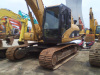 used hydraulic construction excavator caterpillar 320C
