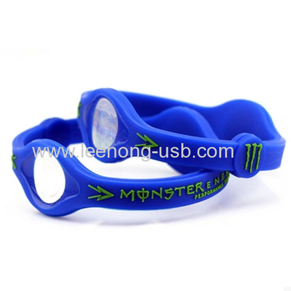 eco-friendly silicone wristband custom personalized silicone bracelet