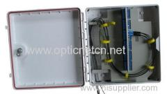 Fiber Optic Distribution Box (Wall Mounting ODF) 48 fibers
