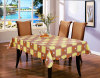 Oil-proof Plaid table cloth for house ware decoration