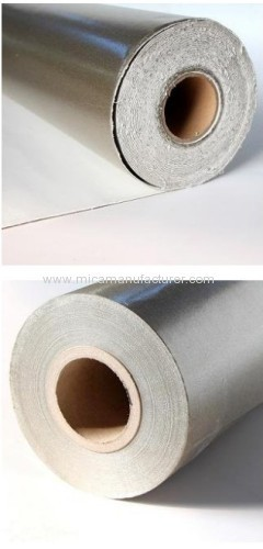 phlogopite mica roll with fiberglass and ceramic fiber on each side