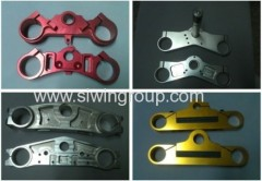 Motorcycle CNC alloy clamp