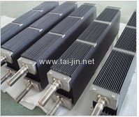 Ru-Ir Oxide Coated Titanium Plate/Mesh Anode for Sewage Treatment