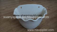 plastic injection flower pot mold/mould