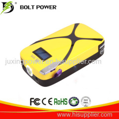 mini jump starter with ce/rohs/fcc