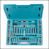 39pcs Metric system tap and die set ASME/ANSI B94.9