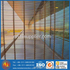 architectural wire mesh curtain for interior & exterior decoration