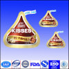 Clear or printed polypropylene candy or chocolate shape bags