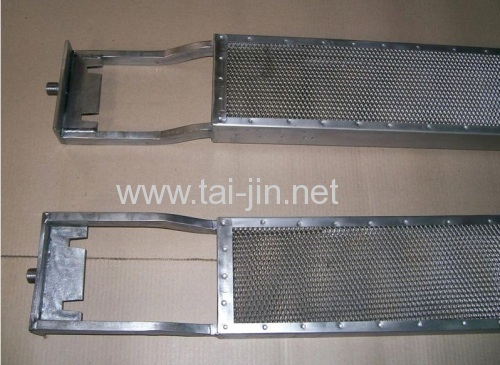 2015 hot saling Titnium Mesh Basket for Electroplating by Tai Jin