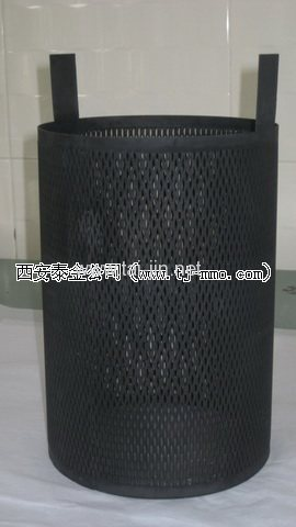 MMO Coating Titanium Mesh Anode for Copper Plating
