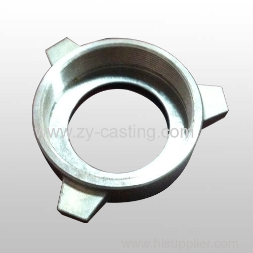 mincer silica sol casting stainless steel material