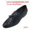 New design classic leather dress shoes for men in China