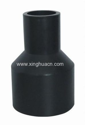 HDPE socket fusion reduced socket