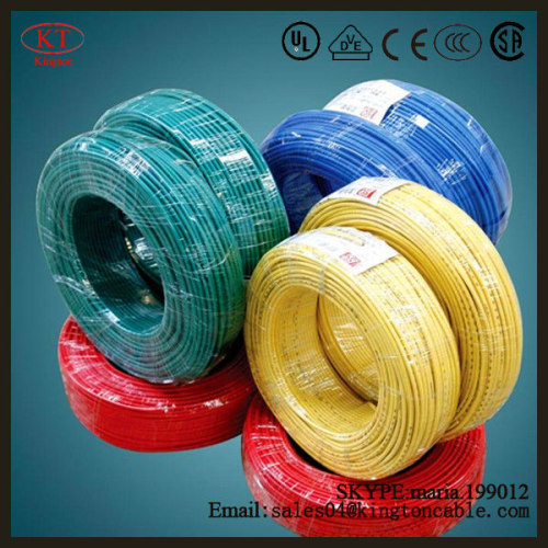 China manufacture insulation pvc wire
