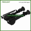 6-9 inch Harris Mount QD Foldable Tactical Mount Bipod Butterfly Bi-pod For hunting scope