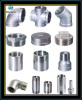 Stainless Steel Threaded Pipe Fittings Factory , Good Quality