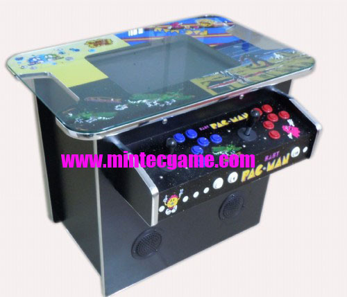 Cocktail Table Game Machines