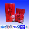 aluminum foil vacuum tea packaging bag