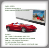 Dual Camera 720P HD Car DVR Record design in 4.3 inch rearview mirror GPS G-sensor