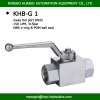 BKH-G1 ball valve high pressure 5000psi ball valve BSP female thread with competitive ball valve price china ball valve