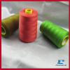 100% polyester spun sewing thread