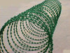barbed razor wire/stainless steel barbed wire