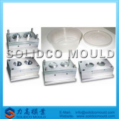 custom plastic basin mould