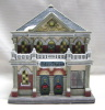 Christmas gifts resin handicraft House-DS1568E