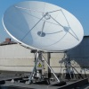4.5m earth station antenna