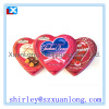 Heart-shaped Gift Tin Box